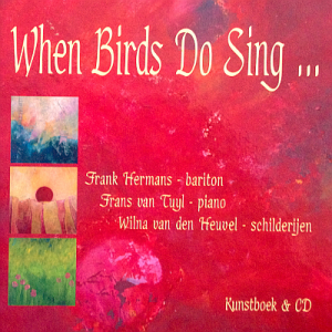 Cover When birds do sing